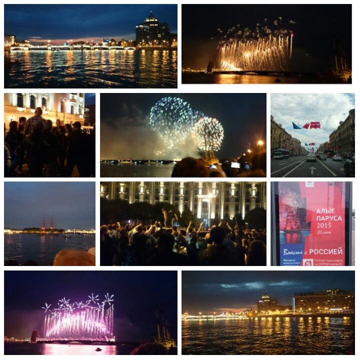 White Nights/Scarlet Sails 2016 dates and schedules - St. Petersburg Forum